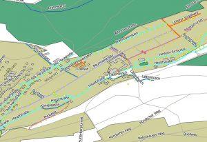 Lichtpunktkarte Osterode