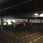 Lichtpunktanalyse Parkhaus Schierke